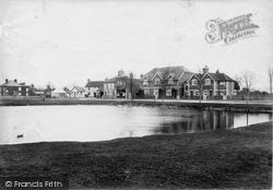 The Village Pond 1908, Pirbright
