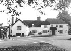 The White Hart c.1960, Pirbright