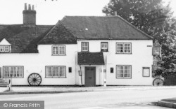 Pirbright, The White Hart c.1960