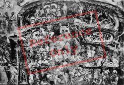 Camposanto Vecchio, Fresco, The Hell c.1930, Pisa