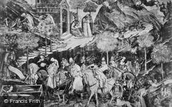 Camposanto Vecchio, Fresco, The Triumph Of Death, Right Side c.1930, Pisa