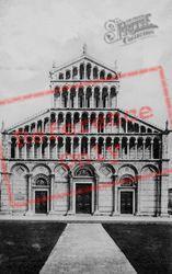 Cathedral Façade c.1930, Pisa