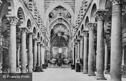 Cathedral, Nave c.1930, Pisa