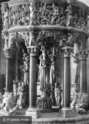 Cathedral, Pulpit c.1930, Pisa