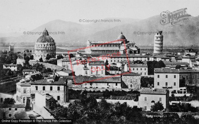 Photo of Pisa, General View c.1930