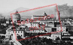 General View c.1930, Pisa