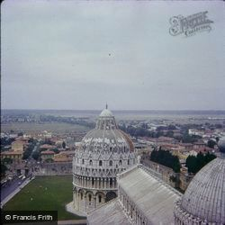 View From The Tower 1967, Pisa