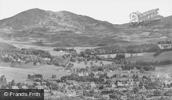 And Ben-Y-Vrackie c.1930, Pitlochry