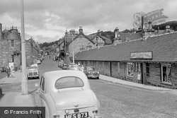Atholl Road 1961, Pitlochry