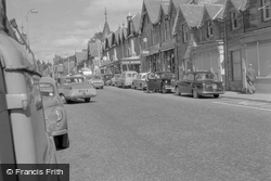 Atholl Road 1962, Pitlochry