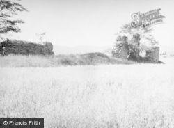 Pitlochry, Black Castle 1952