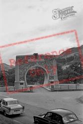 Clunie Memorial 1961, Pitlochry