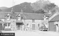 Pitlochry, Faskally Farmhouse And Craigower c.1960