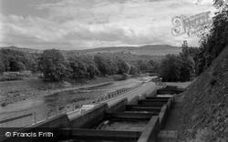 Fish Ladder 1961, Pitlochry