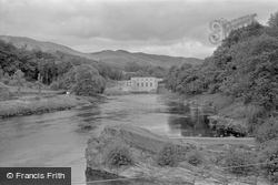 Hydroelectoric Dam 1961, Pitlochry