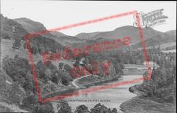 Loch Faskally c.1935, Pitlochry
