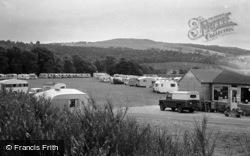 Milton Of Fonab Caravan Site 1961, Pitlochry