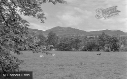Near Caravan Park 1961, Pitlochry