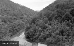 River Tummel 1961, Pitlochry