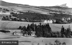 The Golf Course c.1935, Pitlochry