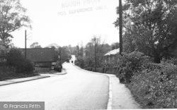 Pitsea, Gun Hill c.1955