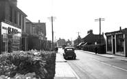 Pitsea, High Street c1955