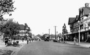 Pitsea, London Road c1955
