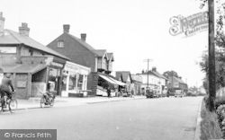 Pitsea, London Road c.1965