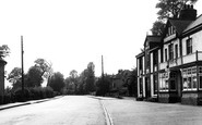 Pitsea, Pitsea Road c1955