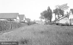 Pitsea, Rectory Park Avenue c.1955