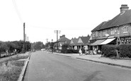 Pitsea, Rectory Road c1955