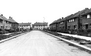 Pitsea, St Mary's Crescent c1955