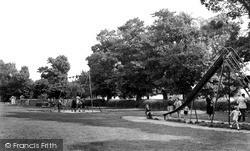 Pitsea, The Recreation Ground c.1955