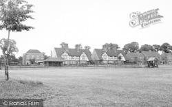 Pitsea, The Sports Ground c.1955