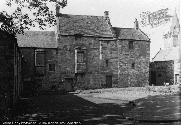 Photo of Pittenweem, Priory 1953, ref. P214008