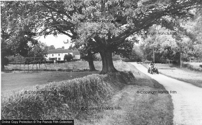 Photo of Plaistow, The Green c.1960
