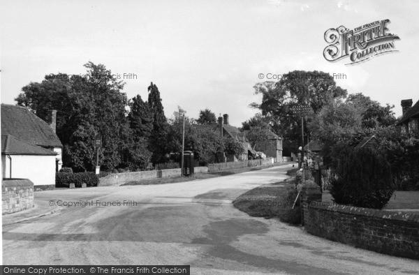 Photo of Plaistow, Village From The Corner c.1955