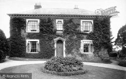 Plaxtol, Ashenden House 1901