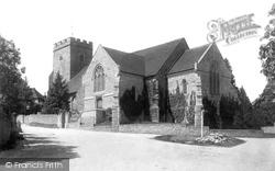 Plaxtol, Church 1901