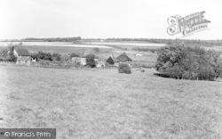 Plaxtol, General View c.1960