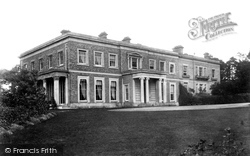 Plaxtol, Hamptons House 1901