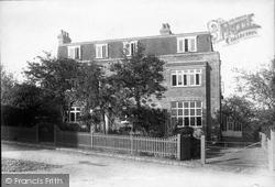Plaxtol, Kingscote 1902