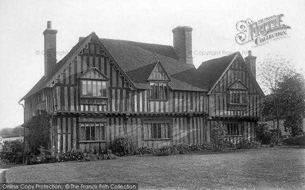 Photo of Plaxtol, Nut Tree Hall 1901