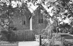 Plaxtol, Old Soar Manor c.1960