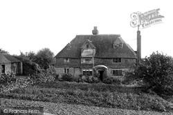 Plaxtol, Rats Castle 1901
