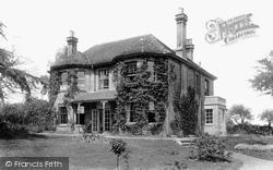 Plaxtol, Rectory 1901