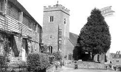 Plaxtol, The Village c.1960