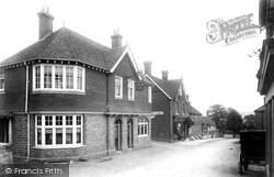 Plaxtol, Village 1901