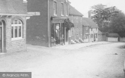 Plaxtol, Village, J.J.Bacon's Stores 1901