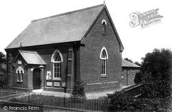 Plaxtol, Wesleyan Church 1901